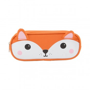 Fox Kawaii friends pencil case