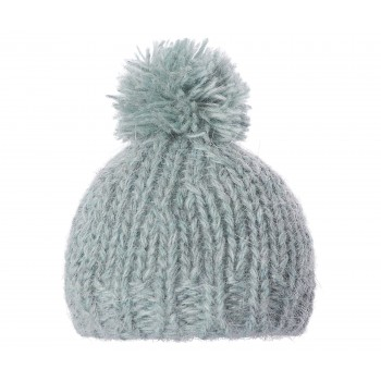 Best Friends knitted hat mint