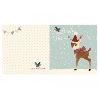 Bambi, double card