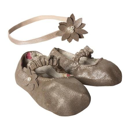Zapatos y diadema  (MegaMaxi)