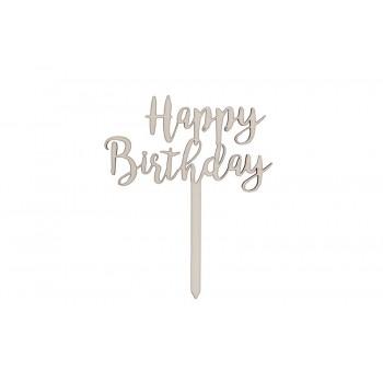 Topcake HAPPY BIRTHDAY