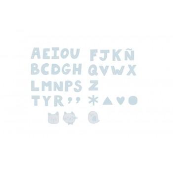 Vinyl, ABC KIDS blue