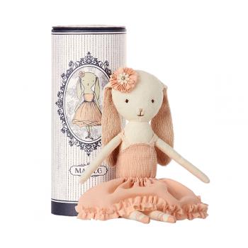 Conejita Bailarina bunny en caja.