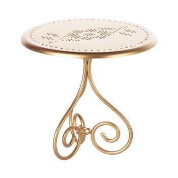 Coffee table ( Mini), gold