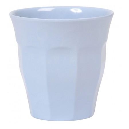 Blue melamin Cup
