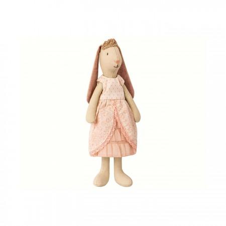 Muñeca conejita Bunny, princesa rosa (Mini)