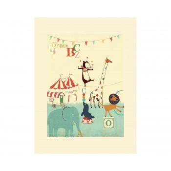 Poster, circo