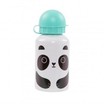 Botella cantimplora. Panda