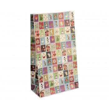 Bolsa papel  de Navidad 35 cm