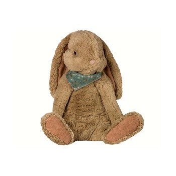 Fluffy Bunny, X-Large - Brown