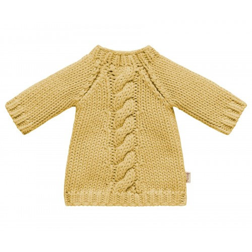 Medium, sweater, ocher