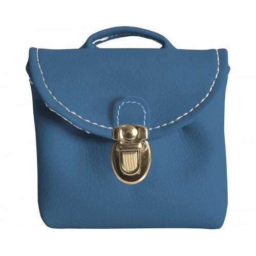 Schoolbag, Blue