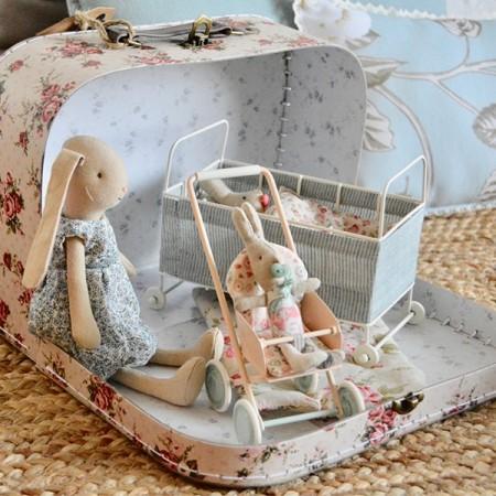 Muñeca Conejita  Bunny, Daisy (Mega)