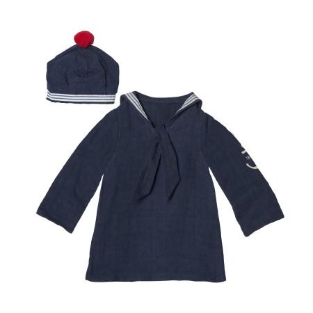 Camisa con gorro marinero (Mega)