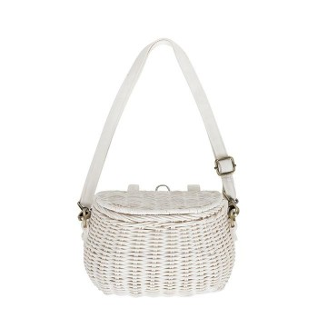 Bag - Minichari White