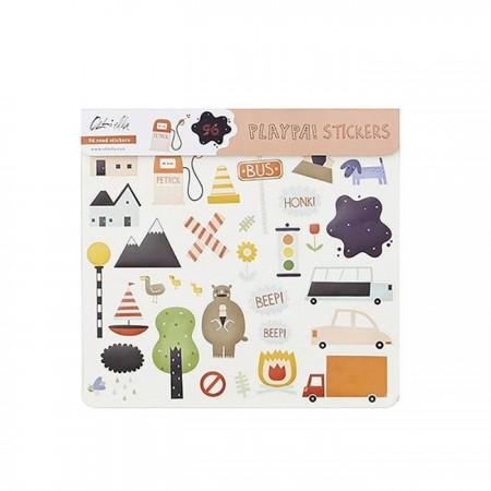 Playpa Sticker - Road