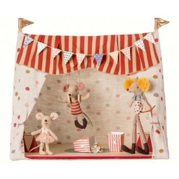 Circus, incl. 3 Circus Mice