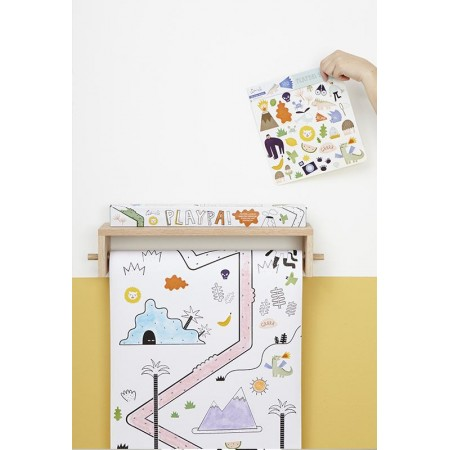 Playpa Sticker - Jungle