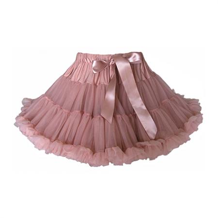 Falda tutú rosa vintage  talla 2-4