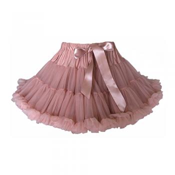 Falda tutú rosa vintage  talla 4-8