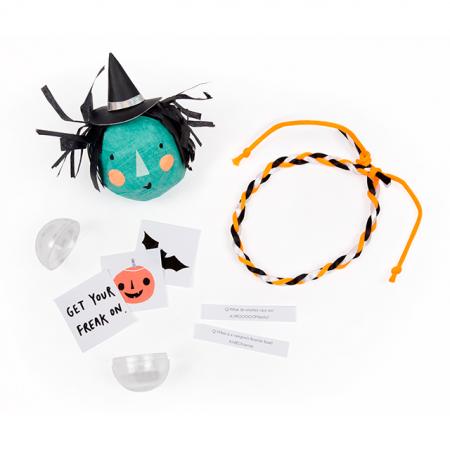 Bolas Sorpresa Halloween (4u.)