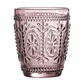 Drinking Glass, Purple, Glass