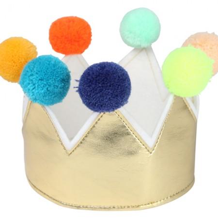 Pom Pom Crown