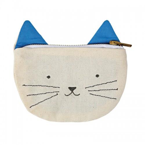 Bolsa monedero Gato
