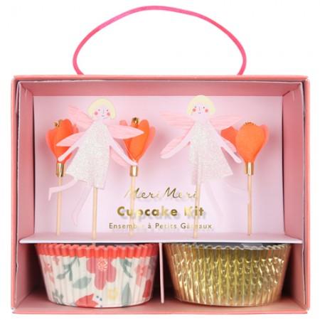 Fairy Cupcake Kit (24u.)