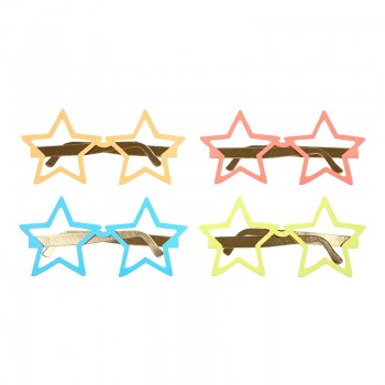 Star Paper Glasses (12u.)