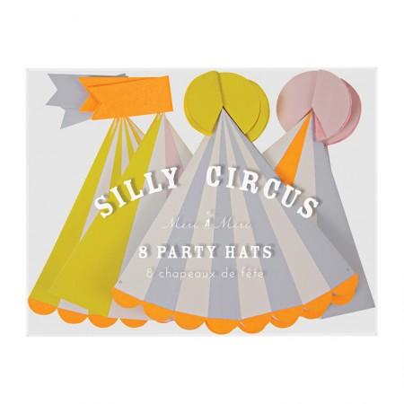 Silly Circus Hats (8u.)