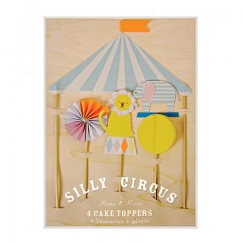 Top Cake Circo (4u.)