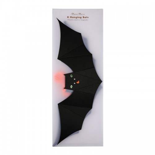 Hanging Bats Decorations (1 m)