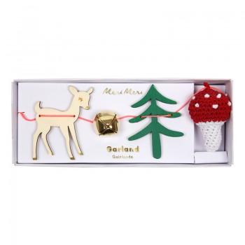 Guirnalda Bosque Navidad