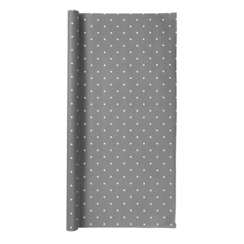 Gift wrapping paper grey