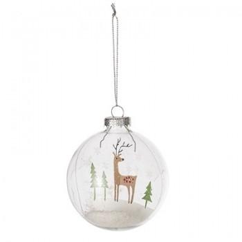 Bola de navidad, decoración