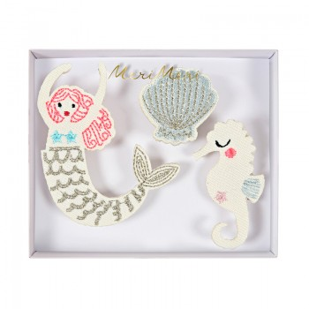 Mermaid Brooches (3u.)