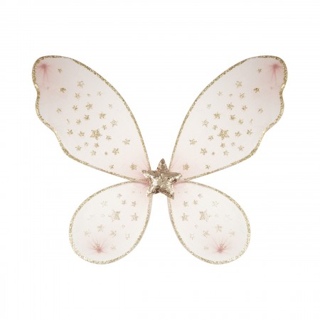 Fairy Wings Dusty Pink