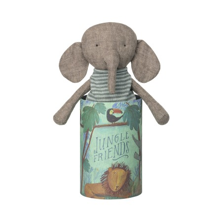 Peluche Jungle Friends, Elefante