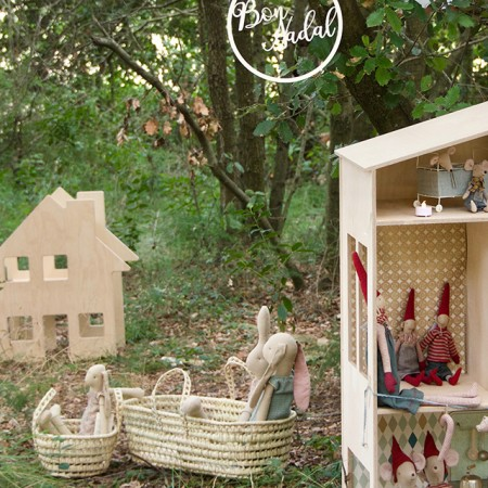Carry-cot for dolls (small)