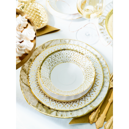 Gold bowl (12u.)