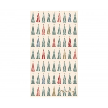 Paper Christmas napkins, Pixy kiss