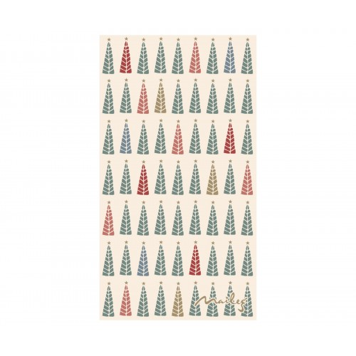 Christmas Napkins.Napkin Christmas Trees