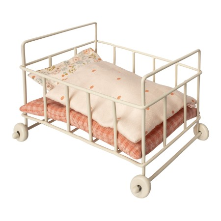 Metal Baby cot, Micro
