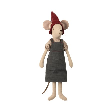 Christmas mouse, medium - Girl