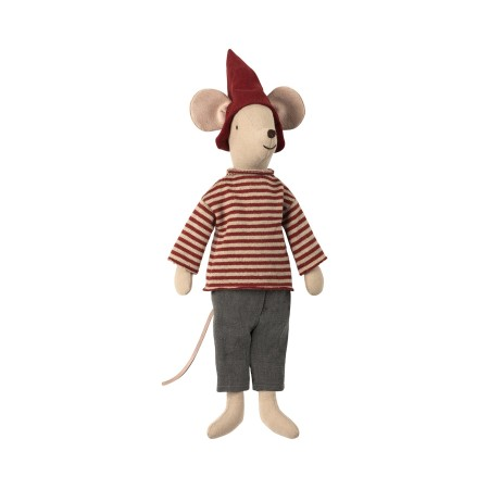 Christmas mouse, medium - Boy