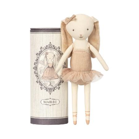 Dancing Ballerina Bunny in tube