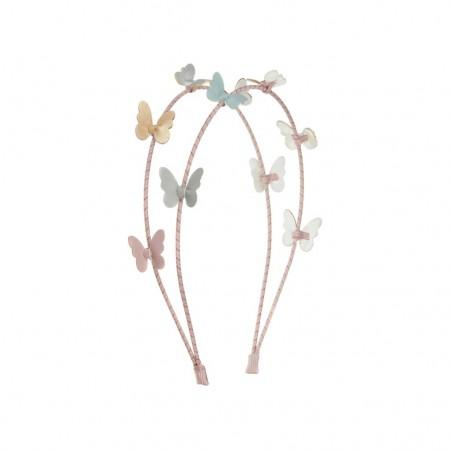 Diadema mariposas