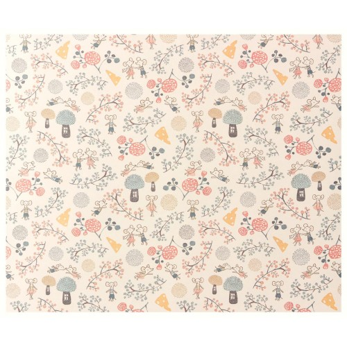Giftwrap, Mice Party - 10 m