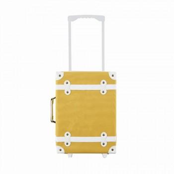 See-ya Suitcase-Mustard